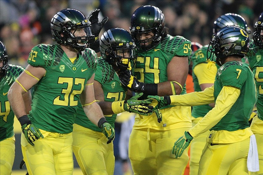 BCS Formula For Two Loss Oregon Ducks Seems Anything But Simple