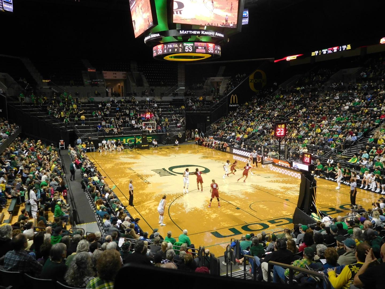 No. 10 Oregon women rout Washington State 89-56